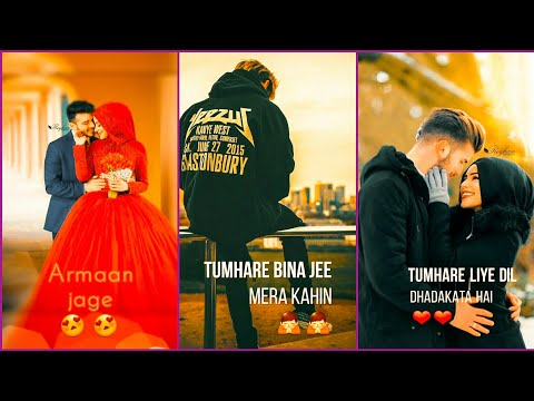 Tumhare Liye Dil Dhadkta He | Love Status New Romantic WhatsApp Status song video | Swag Video Status