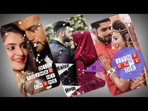 New Effect Full Screen Status | Dil Kyun Dhak Dhak Karta Hai | Full HD | Swag Video Status