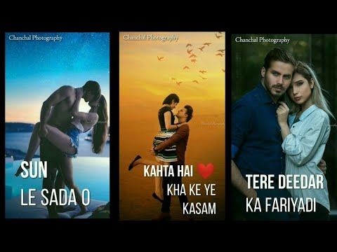 Sun Le Sada O Mere Sanam | Romantic Full Screen Whatsapp Video | Swag Video Status