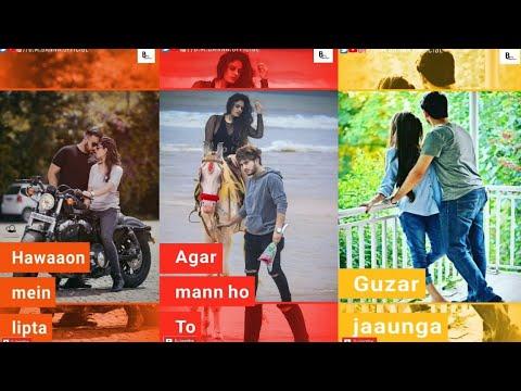 Hawaaon mein lipta hua main || full screen whatsapp status video 2019 | Swag Video Status