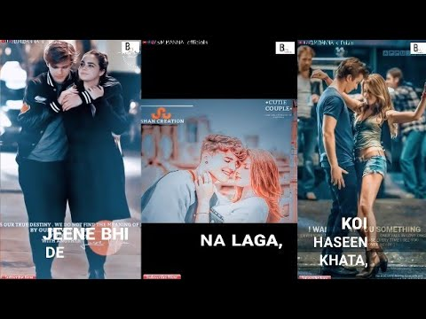 Jeene bhi de duniya hume || full screen whatsapp status Video 2019 | Swag Video Status