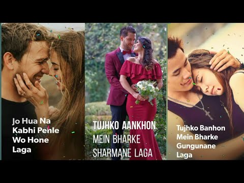 Full Screen Status Love | Mushkurane Lage | Tu Jo Mila Status | Pyaar Wala Status | Evergreen Status | Swag Video Status