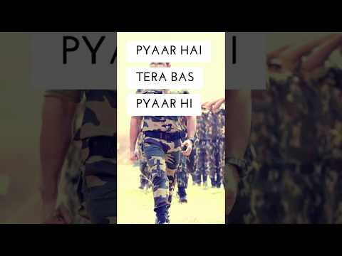 Ma Tujhe Salam | Republic day special ???? Vande Mataram ???? | Indian Army Full screen what's app status video | Swag Video Status