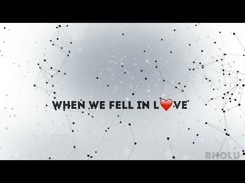 When we Fell In Love | Perfect - Ed Sheeran for WhatsApp status 30 sec video | Swag Video Status