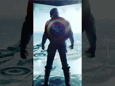 Captain America | Full Screen WhatsApp status | Ed Sheeran shape of you | Swag Video Status