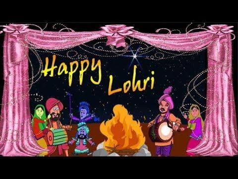 Lohri Status || Happy Lohri || Lohri Whatsapp Status, Video , Wishes, Greetings | Swag Video Status
