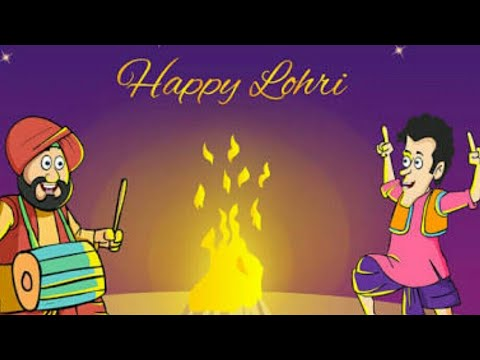 Lo aa gayi lohari re | lohri whatsapp status 2019/latest lohri whatsapp status video | Swag Video Status