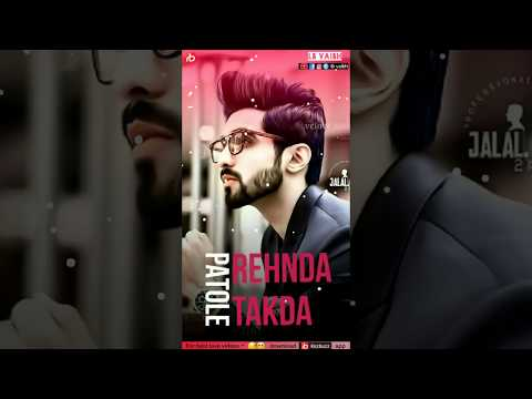 Down town guru randhawa full screen status || full screen status Romantic | Swag Video Status