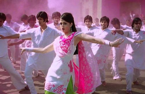 Mila Na Koi Aisa Holi Song Aishwarya Rai