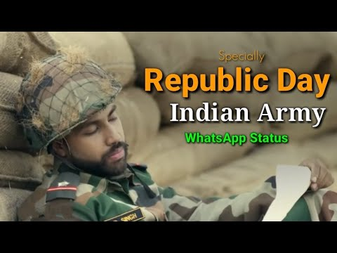 Best Whatsapp status for republic day 2019 || army || lyrics republic day Whatsapp status | Swag Video Status