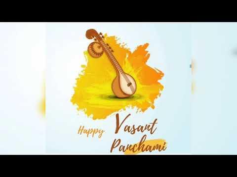 Jay Jay Sarswati Ma | Vasant Panchami 2019 WhatsApp Status | Swag Video Status