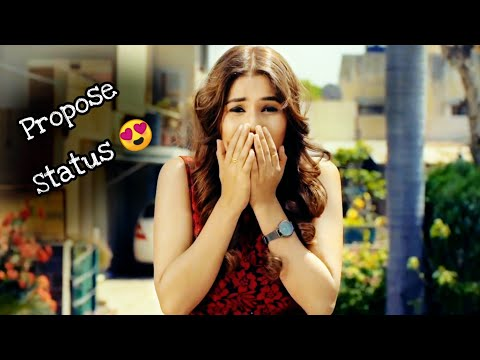 New whatsapp status video | Propose status | Apne Dil Me | Cute Couples | Love status  | Swag Video Status