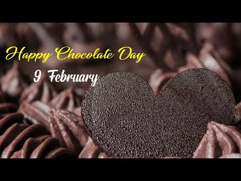 9 February 2019 | HAPPY CHOCOLATE DAY || Valentine's Day Special || WhatsApp Status | Swag Video Status