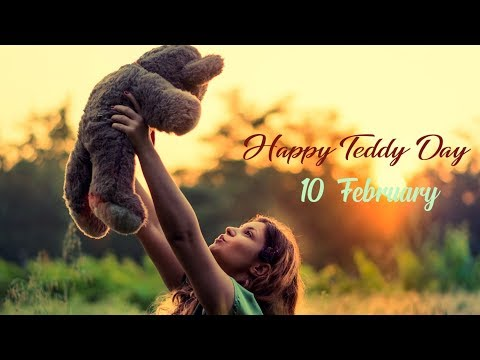 10 FEBRUARY 2019 | HAPPY TEDDY BEAR DAY || Valentine's Day Special || WhatsApp Status || Lyrical | Swag Video Status