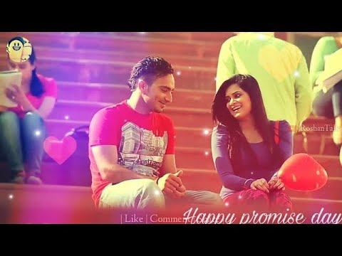 Tum Mile Jaise | Very cute romantic promise day special Whatsapp status, Valentine's day special status, love status | Swag Video Status