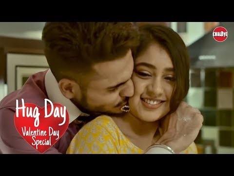 13 February Hug Day itna tumhe chahna hai Valentine's Day Special Whatsapp status video | Swag Video Status