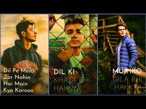 Dil Ki Khata Bhi Hai Kya | Full Screen status for WhatsApp | Boy Special WhatsApp Status Video Song | Swag Video Status