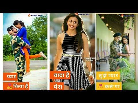 Pyar Kiya He Tumse | happy Valentine's day | whatsapp full screen status 2019