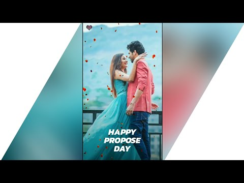 tumko Sanam | Propose Day Special | Bahut Pyaar Karte Hain | Full Screen Status | Propose Day 2019 | Swag Video Status