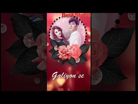 Tere Dil ki galliyon se | 8 Feb Propose Day Special Full Screen Whatsapp Status 2019/ Valentine's Special Whatsapp Status | Swag Video Status
