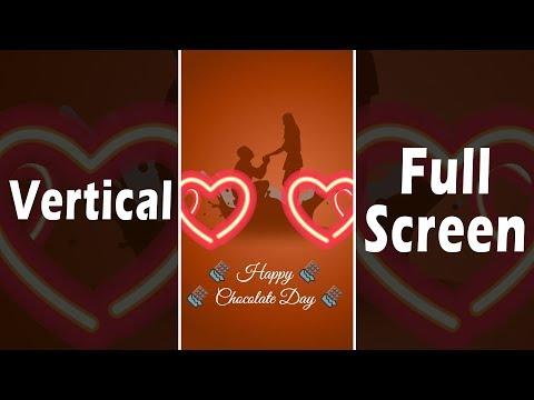 Chocolate Day 2019 Shayari | Happy Chocolate Day whatsapp status video latest New 2019 vertical full screen | Swag Video Status