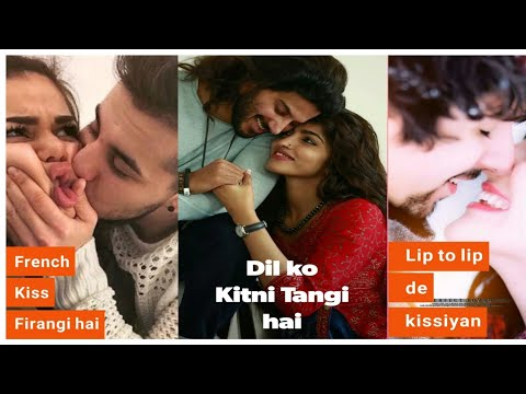 Hontho Se Hoth Chipka De   13th Feb Kiss day Special Full Screen Whatsapp Status 2019 Valentine' s Week Special   Swag Video Status