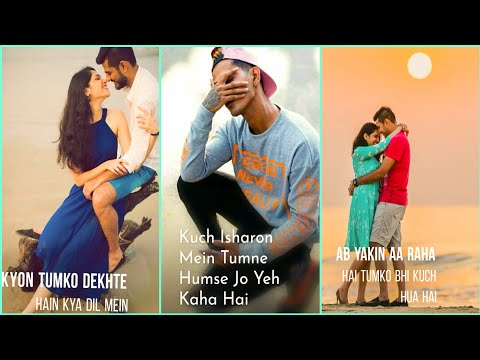 Kuch Isharo Main Tumne | Valentine's Day WhatsApp status || Fullscreen WhatsApp status || New love Status | Swag Video Status