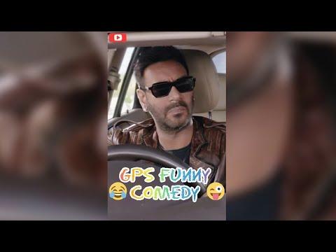 GPS Funny Comedy Status | Total Dhamaal | Ajay Devgn | Sanjay Mishra | Fullscreen WhatsApp Status | Swag Video Status