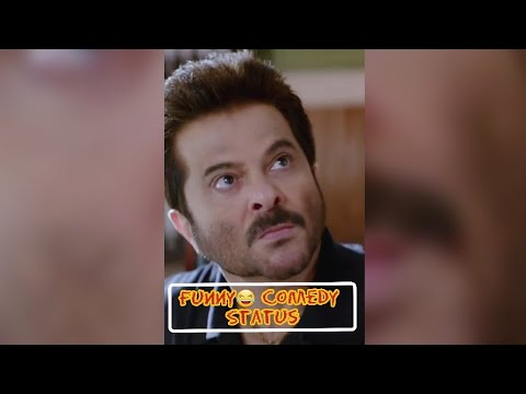 Funny Comedy Fullscreen Status | Total Dhamaal | Valentine Dhamaal | Anil Kapoor | Madhuri Dixit | Swag Video Status