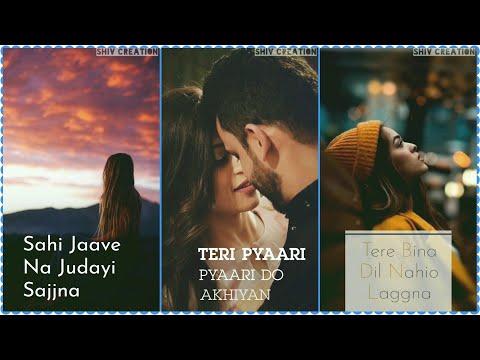 Sahi Jave Na Judai Sajana | New Male and Female version Full Screen Whatsapp Status 2019 | Remix Dj Song Status 2019 | Swag Video Status