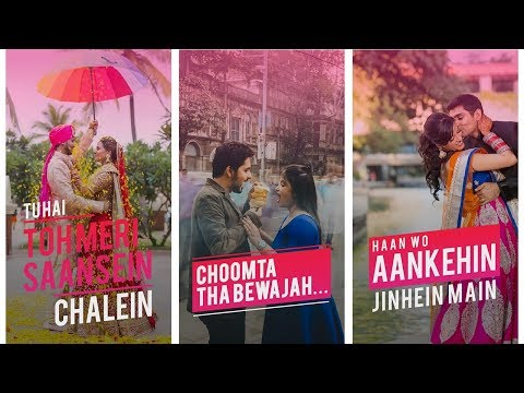 Haan Who Aankhehin Jinhein Main | Romantic Full Screen Status | Full Screen Whatsapp Status | Swag Video Status