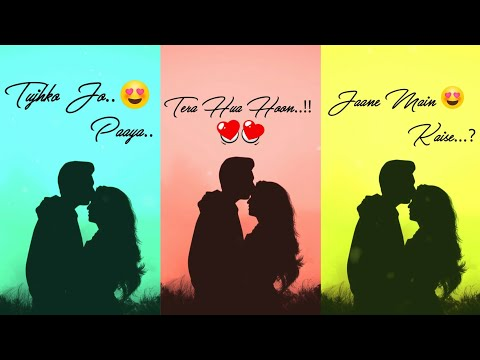 Jane Main Kaise | New Romantic Full Screen WhatsApp Status Video || 30 Second Romantic WhatsApp Status | Swag Video Status