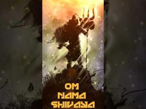 Om Namo Namah Shivay | 🏔👣Mahakal status 2019 🔱 Maha Shivratri full screen status 2019 👣Shivratri status | Swag Video Status