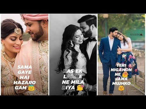 Teri Ankho Ki Gaherai Me Sama Gaye | Full Screen Whatsapp Status | Full Screen Status | New Full Screen Status | Swag Video Status