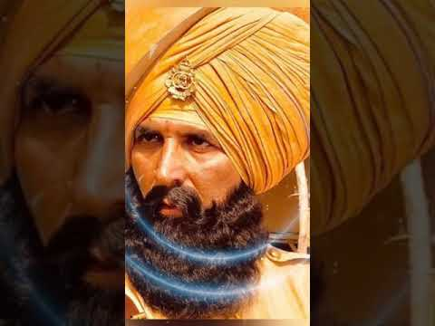 KESARI FULL SCREEN STATUS : MERI PAGDI BHI KESARI AKSHAY KUMAR DIALOGUE WHATSAPP STATUS VIDEO | Swag Video Status