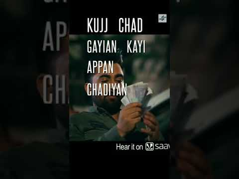 3 Peg | Full Screen Punjabi WhatsApp Status | Full Screen WhatsApp Status | Swag Video Status