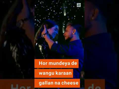 She Don't Know | Full Screen WhatsApp Status | Millind Gaba | Swag Video Status