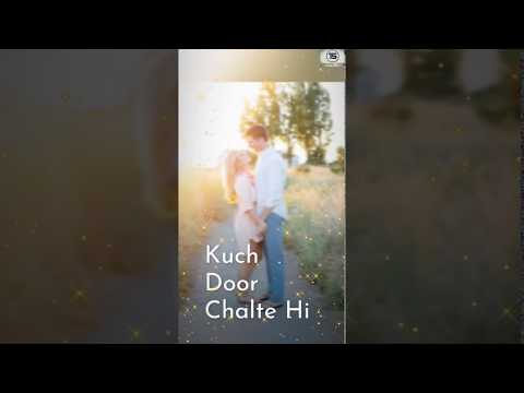 Ghar Se Niklte Hi | New Full Screen Whatsapp Status Video 2019 | Romantic Love Feeling Status | Swag Video Status