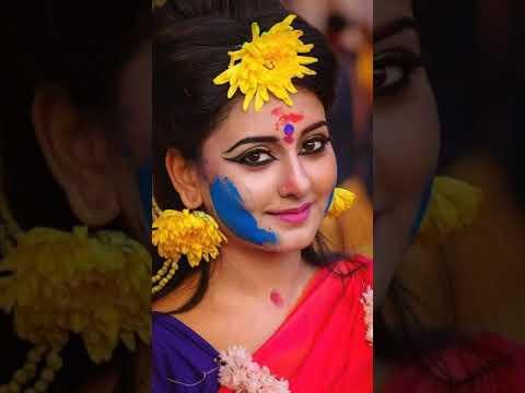 Rang Hasi Me Rang Khushi Me | Special Holi Whatsapp Status || Full Screen Status Video | Swag Video Status