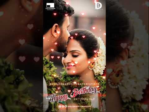 🎵🎶 Happy birthday | Tamil song | Birthday wishes Status | Fullscreen Whatsapp status ❤❤
