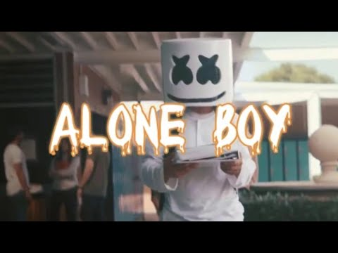 Marshmello ALONE 😢 ENGLISH whatsapp status-, English status video, romantic video, alone status