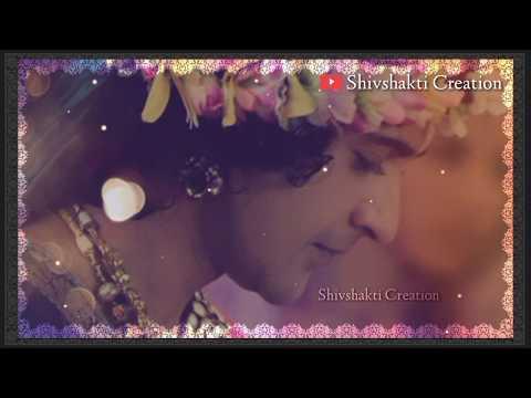 Radha krishna whatsapp status on nainowale ne song   Radha krishna hd status   Swag Video Status