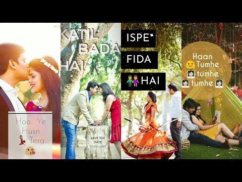 Haan Tumhe Tumhe Tumhe Hum Chahtein Hain || Udit Narayan || Full Screen Status || Swag Video Status