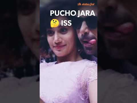 Gazab ka Hai Din new song.   Dill Junglee Movie   Full Screen Whatsapp Status   Swag Video Status