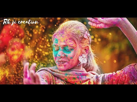 bajaa bajaa dhol bajaa full screen whatsapp status holi special  | Swag Video Status