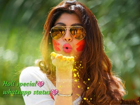 Dj Holiya Me Ude Re  Gulal Holi special whatsapp status | Swag Video Status
