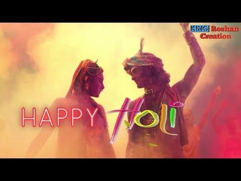 Prem Rang Holi Special Status | Prem Rang | Radha Krishna Holi Status | Swag Video Status