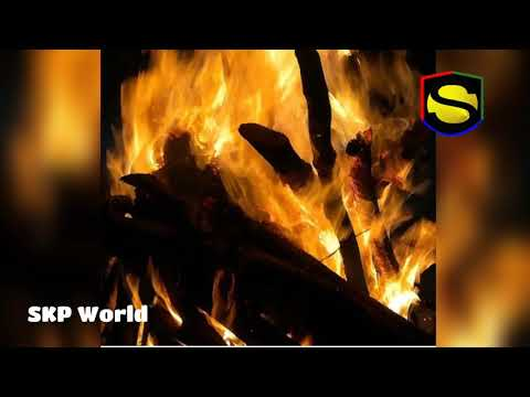 Holika Dahan 💥होलिका दहन 🌋2019🔥 WhatsApp Status⚡ Swag Video Status