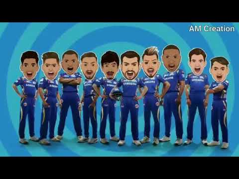 Ala re | Mumbai Indians WhatsApp status video 2019 | Swag Video Status