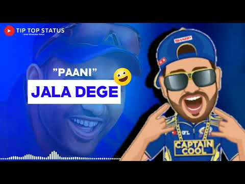 MI - WhatsApp Status 2019 | Mumbai Indians Song 2019 | Rohit Sharma | WhatsApp Status 🔥 Swag Video Status